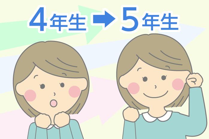 5年生から学習スタイルを進化させて、受験を成功させよう!